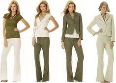 smart casual outfits for mature women - Google Search