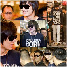 Lee Min Ho, 20091024, airport.