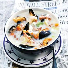 Recept - Boston clam chowder - Allerhande