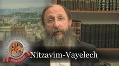 Weekly Torah Portion: Nitzavim-Vayelech/Rosh HaShana Greeting