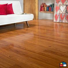 El piso laminado que sueñas #Pisos #Proyecto