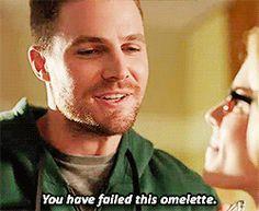 """""""Felicity Smoak ....."""
