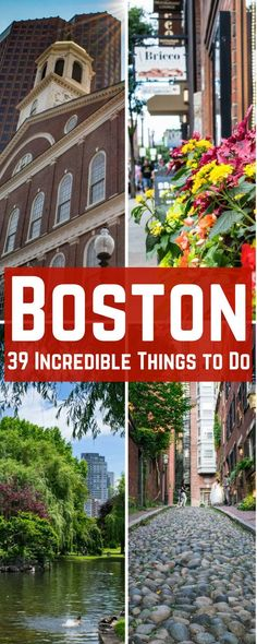 There is no limit to the number of incredible things to do in Boston: check out this list of 39 of the best things to do in Boston, complied from 3 months of living in Boston & exploring the ultimate American city. Boston Vacation, Boston Travel, Boston Shopping, Florida Keys, Boston Activities, Places To Travel, Places To Go, Best Island Vacation, England