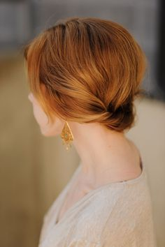 4 redhead hair styles for 2015 - Everything for Redheads