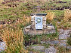 You're not a proper Moor man till you've been to  Cranmere Pool.  Dartmoor.