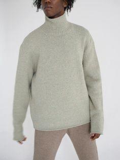 Japanese Fashion, Camel, Turtle Neck, Wool, Knitting, Sweaters, Japan Fashion, Tricot, Breien
