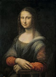 Noah asks and answers the question: How many Mona Lisa are there?