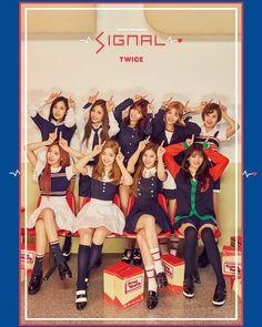 TWICE SIGNAL 2017.05.15 6PM #signal #twice #nayeon #jeongyeon #momo #sana #jihyo #mina #dahyun #chaeyoung #tzuyu