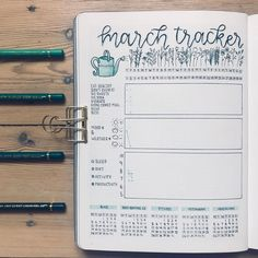 "Gefällt 2,816 Mal, 77 Kommentare - Nina (@bujobeyond) auf Instagram: ""Here is my habit and expense tracker side by side 🌷 I really like having these two next to each…"""
