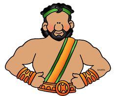 Hercules - Ancient Greek & Roman Gods for Kids