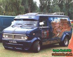 custom vans   Thread: Bedford CF Custom Van - Odessa **SOLD**: