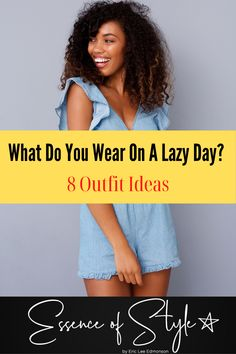 What do you wear on Lazy Day? If its pajamas only, then you need to be reading this post. I have styled 8 looks to get you out of them pajamas.  #lazydayoutfits #lazydayoutfitsforsummer #lazydayoutfitsforhome #lazydayoutfitsforspring Lazy Day Outfits For Summer, Wearing All Black, Business Casual Men, Sporty Look, Looking For Women, Daily Fashion, Style Inspiration, Clothes For Women, Pajamas