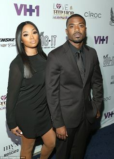 All over: Ray J has once again found himself unlucky in love after splitting with his girl...