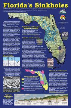 Florida+Sinkhole+Map | Florida Sinkhole Map