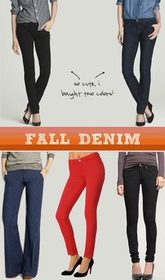 jeans & more jeans