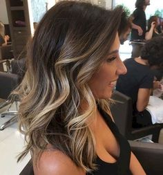 Beautiful hair color ideas for brunettes (115)