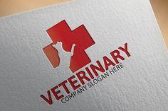 Veterinary Logo by Josuf Media on Creative Market