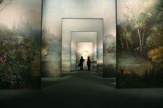 robert carsen - les jardins de versailles au grand palais, scenography