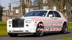 If you're planning a hen or stag weekend, a special birthday or anniversary trip or a city break within the UK, why not travel in style. Then Exclusive Hire is offering a special weekend deal on limousine hire.