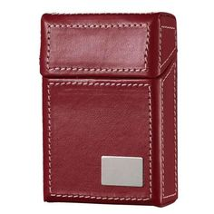 cigarette cases - Visol Rogue Leather Cigarette Case - Oxemize.com