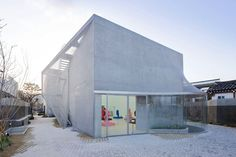 Kukje Art Center by SO-IL.