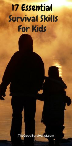 If there were ever a situation where your younger children were  left on their own because there was an emergency, or you were hurt,  would they be able to survive on their own?  http://www.thegoodsurvivalist.com/do-your-kids-know-these-32-essential-survival-skills/
