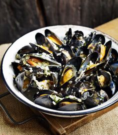 A hearty recipe, full of British flavours. Mop up all the creamy, cider sauce with some crusty bread. If you're up to it, you could even forage the mussels yourself.