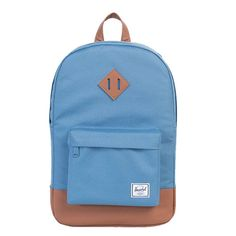 Herschel Supply Co. Heritage Rugzak captain's blue / tan synthetic leather