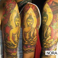 Buda #budatattoo #armtattoo #buda #budismo #tatuaje #tattoos #iristattoo #palermo #buenosaires #argentina