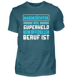 Hasenzüchter Cool Lustig Spruch Geschenk T-Shirt Basic Shirts, Sweatshirt, Mens Tops, Humor, Graphic Design, Fashion, Rednecks, Humorous Sayings, Cool Quotes