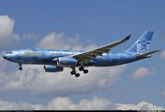 Etihad Airways A6-EYE Airbus A330-243