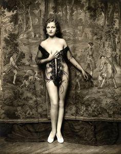 ziegfeld star - anna lee peterson - by Alfred Cheney Johnston | Flickr - Photo Sharing!
