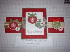Stampin' Up Card Samples | Stampin Up Card Ideas