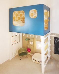 15 mezzanines qui vont vous donner envie de réaménager votre logement ! | Actualités Seloger