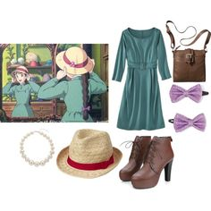 Casual cosplay - Sophie Hatter