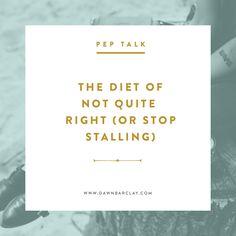 Stop Stalling