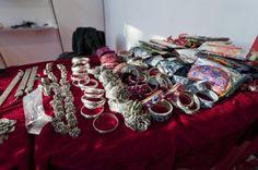 Bracciali d'argento di pregevole artigianato cinese
