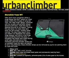 Urban Climber Feature
