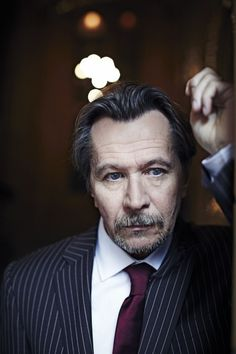 thoroughly satisfied that Gary Oldman is in existence.