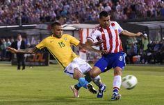 Paraguai e Brasil empataram por 2 a 2 na noite deste terça-feira em jogo válido pela sexta rodada das Eliminatórias Sul-Americanas para a Copa de 2018, res