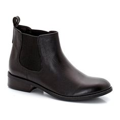 Boots en cuir, esprit Chelsea CLARKS