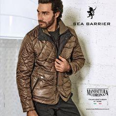 Lookbook AW 2014   #lookbook #man #promocionmoda #seabarrier #aw2014 #moda #hombre #casual #look #textil  www.promocionmoda.com/maniffatura-corona-man/