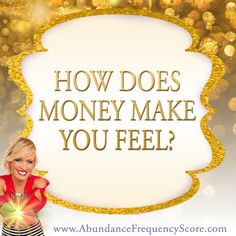 How does it make you feel? Do you LOVE it? Despise it? or are you somewhere in between? Take this free quiz and find out how to access true wealth and abundance in your life!