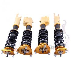 Nissan AD / Wingroad Y12 Fully Adjustable Coilover / Shock Absorber Suspension Kit