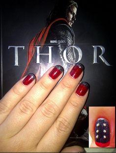 Thor nails !