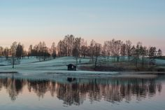 Bogstad golfcourse in the morning, first frost, sun is just about to show up. Show Up, Landscape Pictures, Oslo, Runes, Seasons, Mountains, Amazing, Frost, Nature