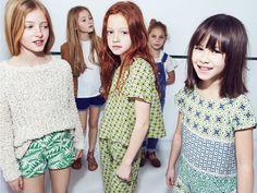 <3 ZARA KIDS GIRLS Lookbook SS2015 http://www.zara.com/nl/nl/lookbook/kids-girls-c714503.html