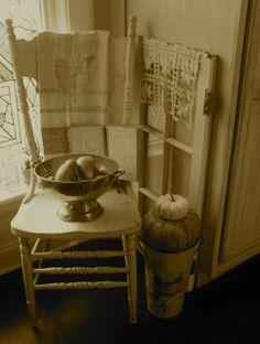 Vintage Sad Iron  Cottage Shabby Chic Decor