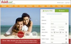 Top 10 Matrimonial Sites for South Indians
