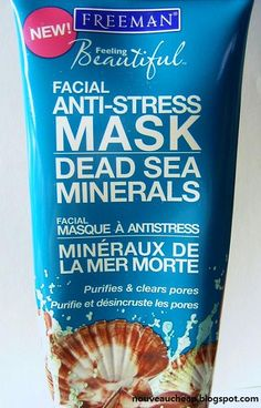 Freeman Feeling Beautiful Dead Sea Minerals Facial Anti-Stress Mask